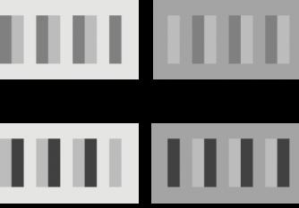 gray illusion